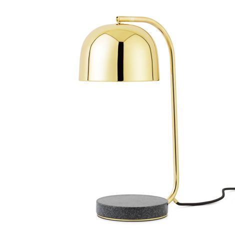 Normann Copenhagen Grant Tischlampe Brass