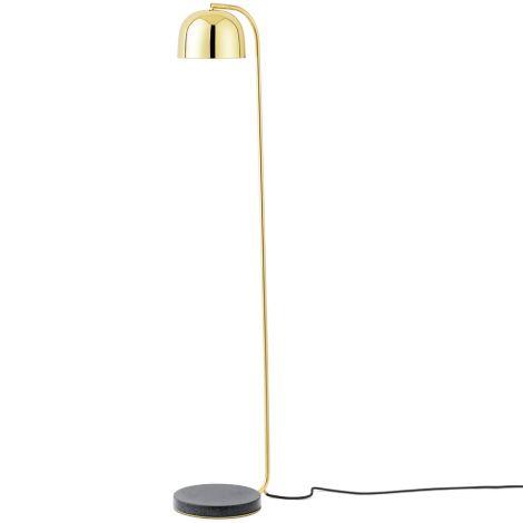 Normann Copenhagen Grant Stehlampe Brass