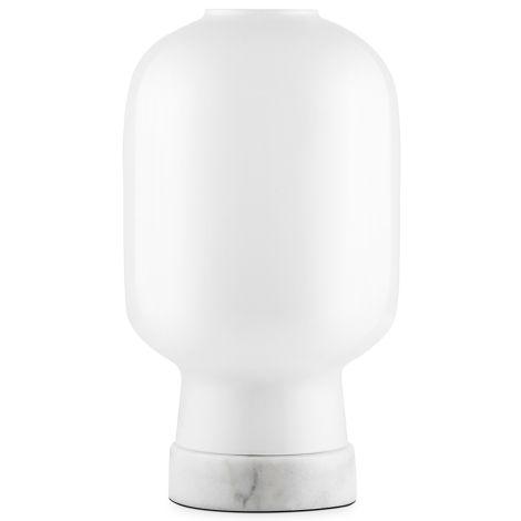 Normann Copenhagen Amp Tischlampe White/White
