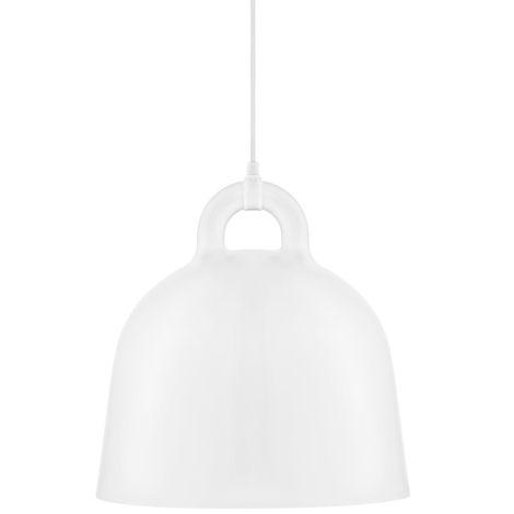 Normann Copenhagen Bell Deckenlampe Medium White