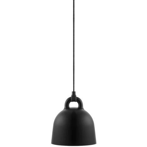 Normann Copenhagen Bell Deckenlampe X-Small Black