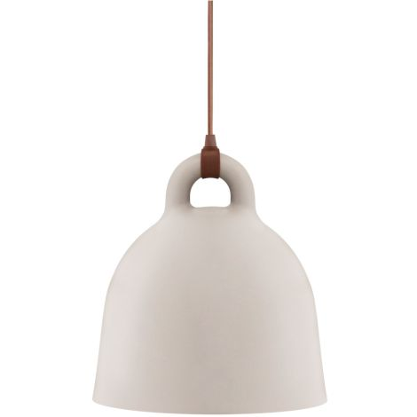 Normann Copenhagen Bell Deckenlampe Medium Sand
