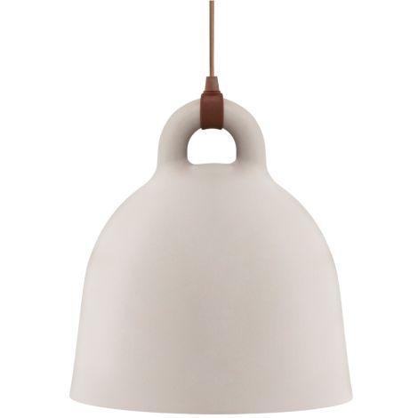 Normann Copenhagen Bell Deckenlampe Large Sand