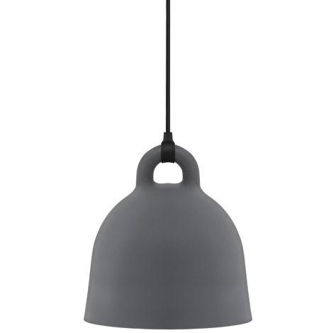 Normann Copenhagen Bell Deckenlampe Small Grey