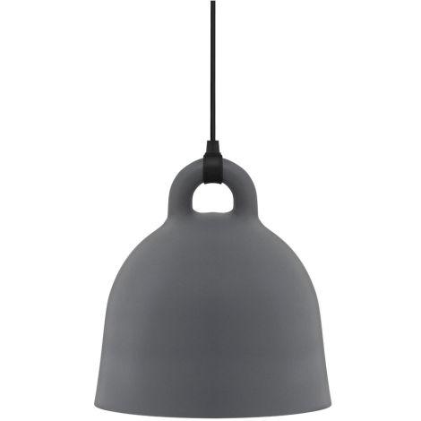 Normann Copenhagen Bell Deckenlampe Medium Grey