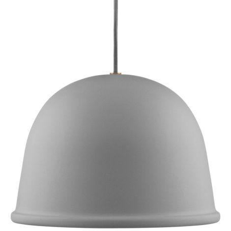 Normann Copenhagen Local Deckenlampe Grey