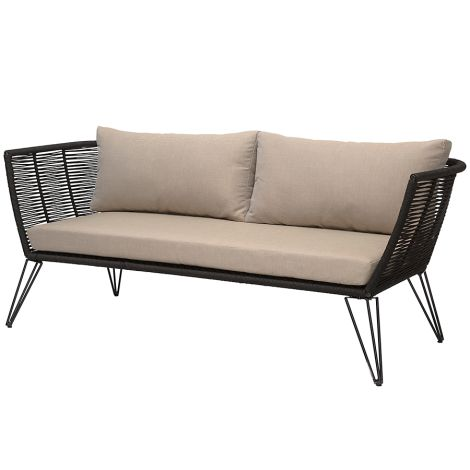 Bloomingville Sofa Lounge Black