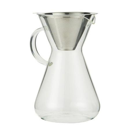IB LAURSEN Kaffeekanne mit Trichter 650 ml