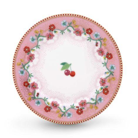 PIP Studio Teller Cherry Pink 17 cm