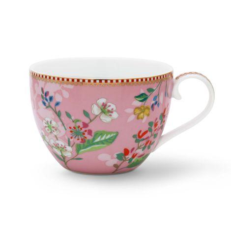 PIP Studio Tasse XL Hummingbirds Pink 450 ml