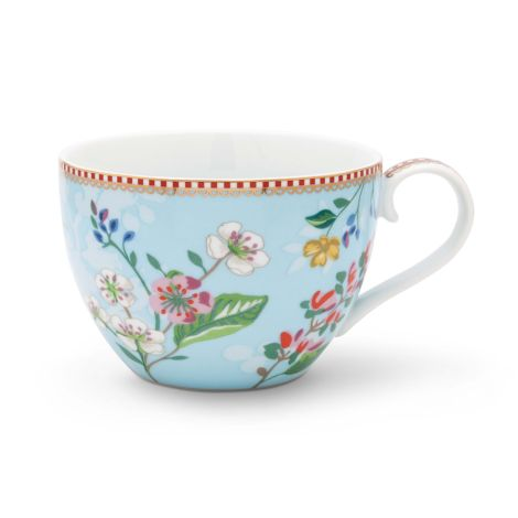 PIP Studio Tasse XL Hummingbirds Blue 450 ml
