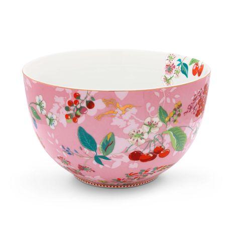 PIP Studio Schüssel Hummingbirds Pink 23 cm •