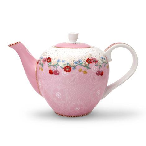 PIP Studio Kleine Teekanne Cherry Pink 550ml