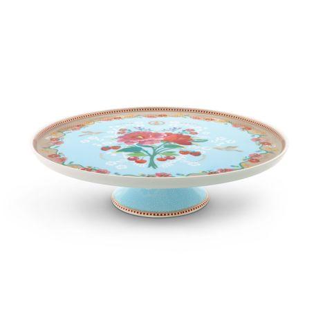 PIP Studio Kuchenplatte Rose Blue 30,5 cm