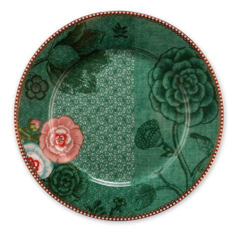 PIP Studio Porzellan Teller Spring to Life Green 21cm
