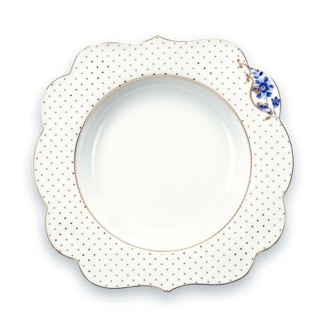 PIP Studio Suppenteller Royal White 23,5 cm
