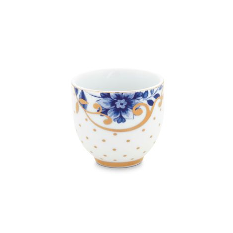 PIP Studio Eierbecher Royal White