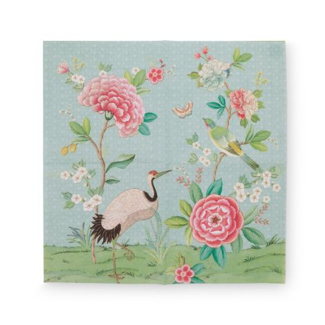PIP Studio Papierserviette Blushing Birds