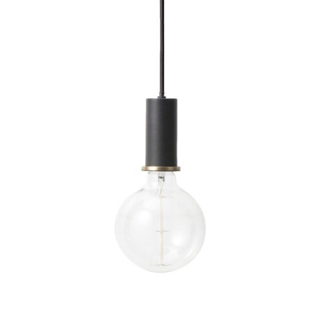 ferm LIVING Hängeleuchte COLLECT Low Black