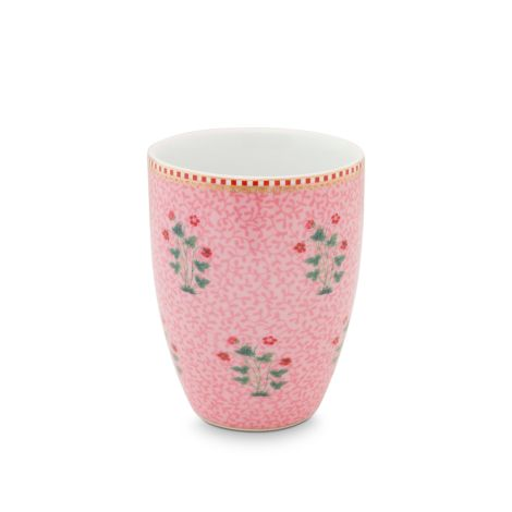 PIP Studio Becher Floral Good Morning Pink