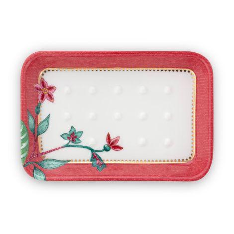 PIP Studio Seifenschale Jambo Flower Pink