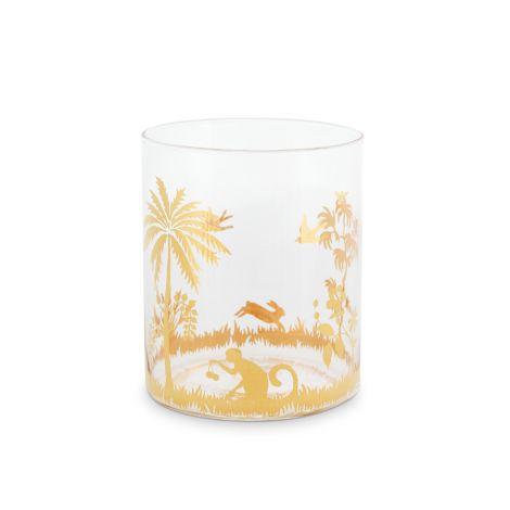 PIP Studio Wasserglas La Majorelle Gold