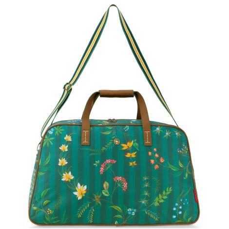 PIP Studio Reisetasche Medium Fleur Grandeur Green