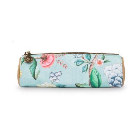 PIP Studio Täschchen/ Mäppchen Floral Blue •