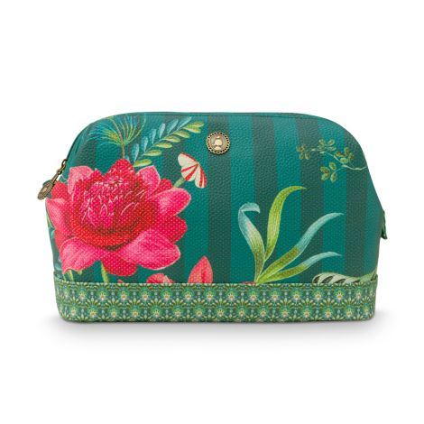 PIP Studio Kosmetiktasche Large Fleur Grandeur Green