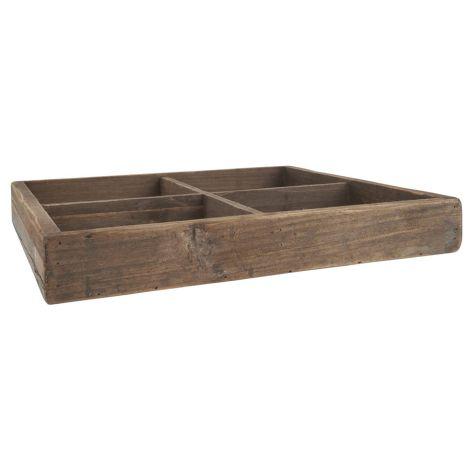 IB LAURSEN Kiste mit 4 Fächern