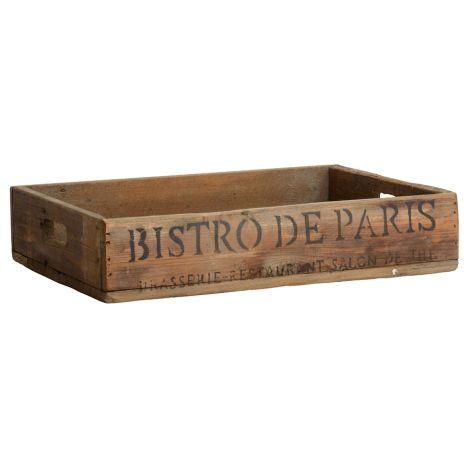 IB LAURSEN Tablett Bistro de Paris