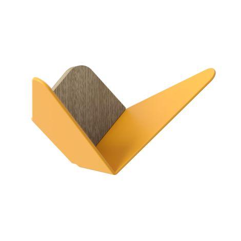 UMAGE - VITA copenhagen Haken Butterflies Mini Saffron Yellow