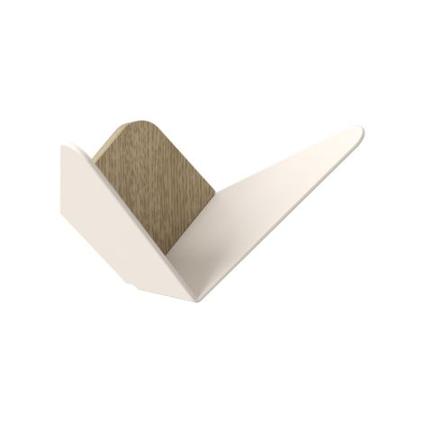 UMAGE - VITA copenhagen Haken Butterflies Medium Pearl White