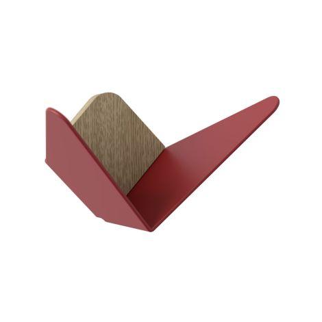 UMAGE - VITA copenhagen Haken Butterflies Medium Ruby Red
