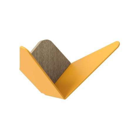 UMAGE - VITA copenhagen Haken Butterflies Medium Saffron Yellow