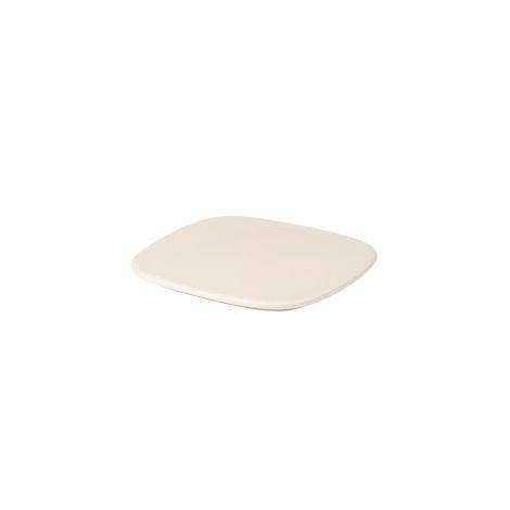 Broste Copenhagen Servierteller Vils Off-White 15 cm
