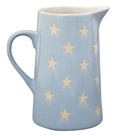 Krasilnikoff Krug Star Baby Blue