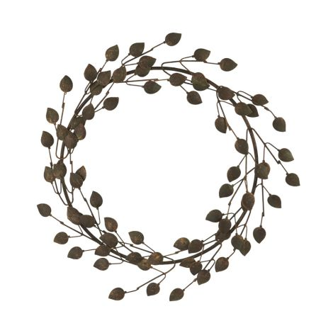 IB LAURSEN Deko-Kranz Blätter 30 cm