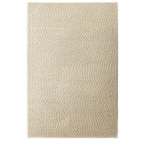 Menu Gravel Teppich 200x300 Ivory