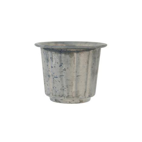 IB LAURSEN Deko-Gefäß Mini mit Rillen