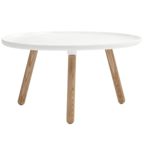 Normann Copenhagen Tablo Tisch Large White