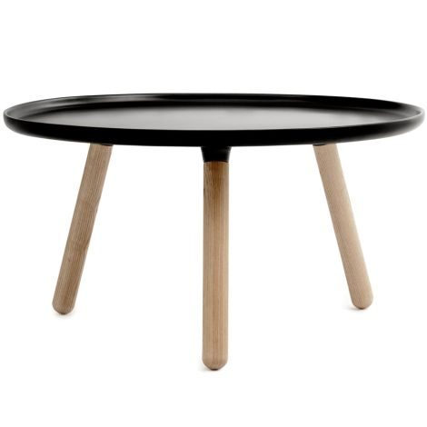 Normann Copenhagen Tablo Tisch Large Black