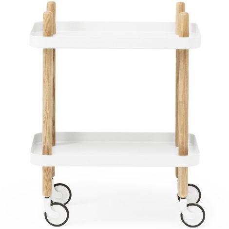 Normann Copenhagen Block Tisch White