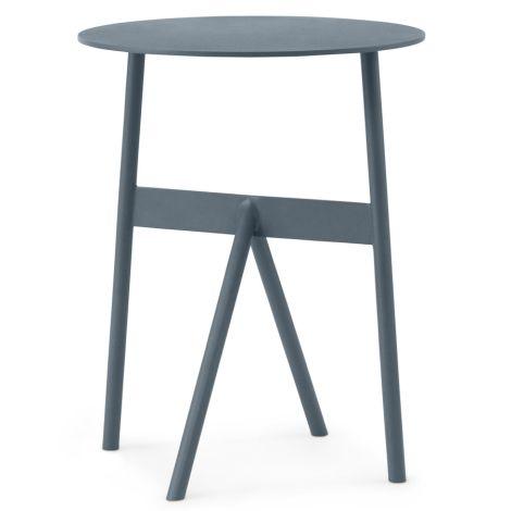 Normann Copenhagen Stock Tisch Steel Blue