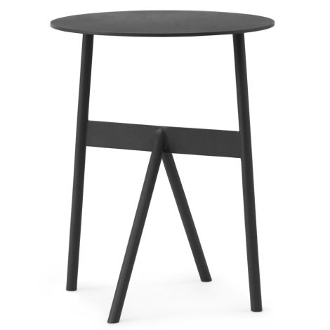 Normann Copenhagen Stock Tisch Black