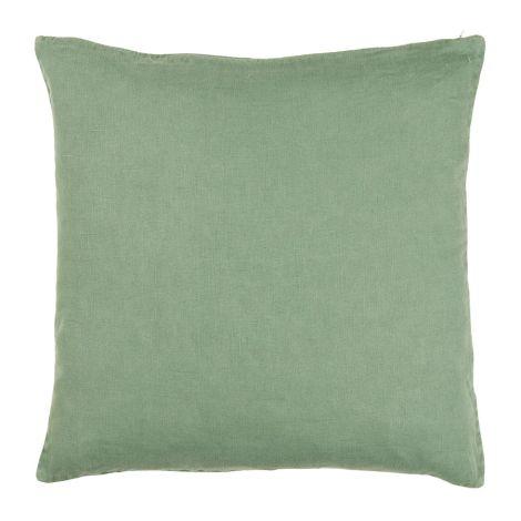 IB LAURSEN Kissenbezug Grün 50 x 50 cm