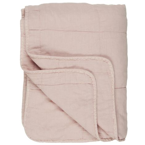 IB LAURSEN Tagesdecke Quilt Rosa