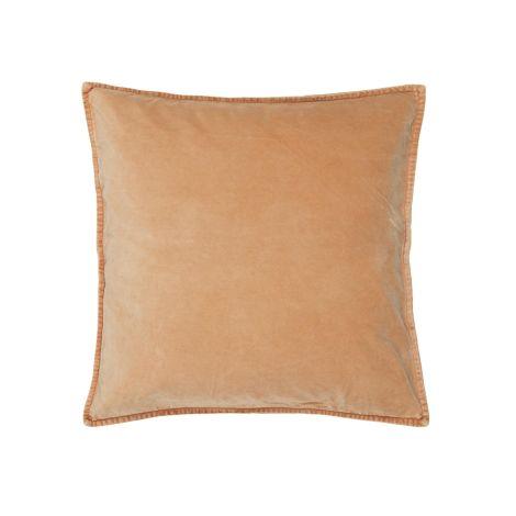 IB LAURSEN Kissenhülle Velour Coral Sands 52 x 52 cm