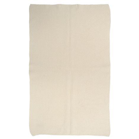 IB LAURSEN Handtuch Creme •