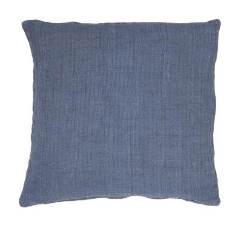 IB LAURSEN Kissenbezug Blau 50x50 •